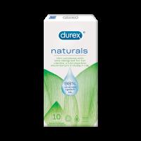 DUREX Naturals Kondomy 10 ks