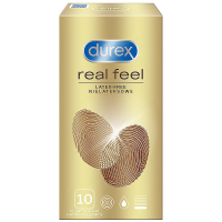 DUREX Real Feel prezervativ 10 kusů