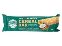 GOLD NUTRITION Low sugar cereal bar kokos 30 g