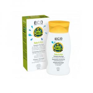 ECO COSMETICS Baby Dětský šampon a sprchový gel v jednom 200 ml BIO