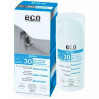 ECO COSMETICS Opalovací krém Neutral bez parfemace SPF30 BIO 100 ml