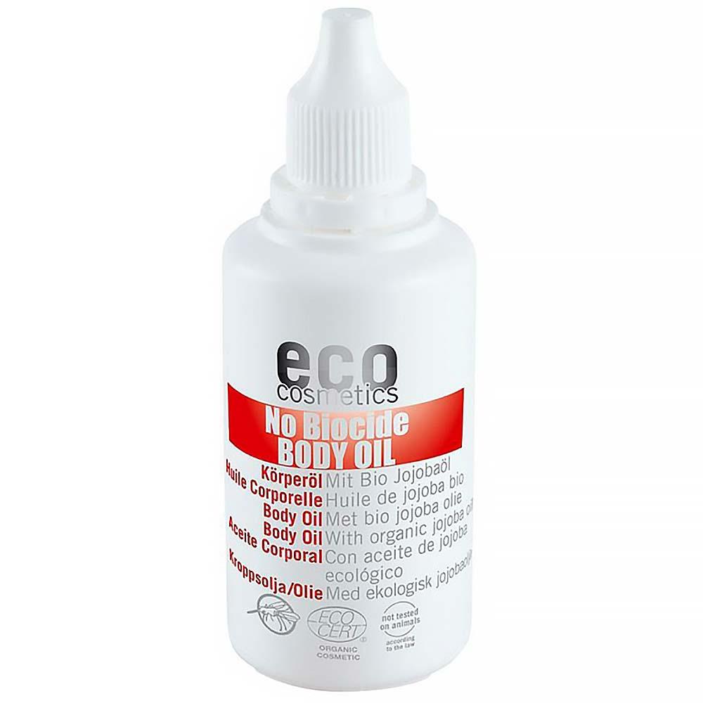 ECO COSMETICS Repelentní tělový olej 50 ml BIO