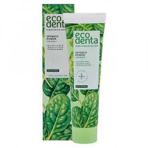 ECODENTA Toothpaste Spinach Power zubní pasta 100 ml