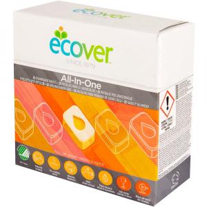 ECOVER Tablety do myčky All in one 25 kusů