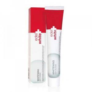 EDEL+WHITE Zubní pasta Antiplaque + Whitening 75 ml