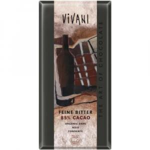 EG hořká čokoláda 85%  VIVANI 100g-BIO