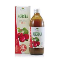 EKOMEDICA Acerola 100% šťáva 500 ml