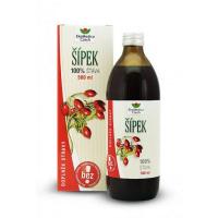 EKOMEDICA Šípek 100% šťáva 500 ml