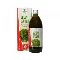 EKOMEDICA Zelený ječmen 99,8% šťáva 500 ml