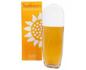 Elizabeth Arden Sunflowers - toaletní voda s rozprašovačem 30 ml