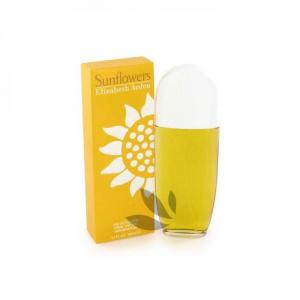 Elizabeth Arden Sunflowers - toaletní voda s rozprašovačem 50 ml