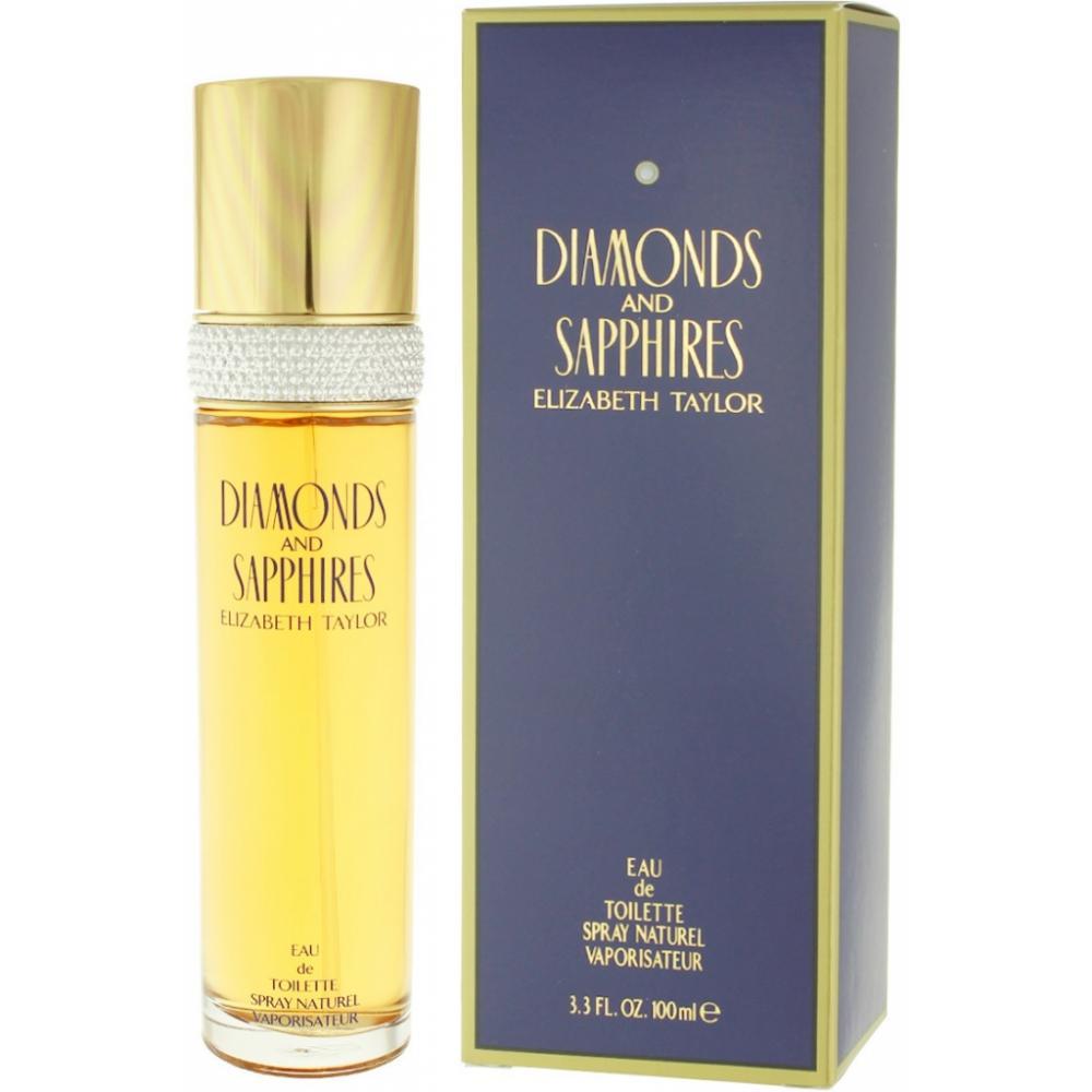 Elizabeth Taylor Diamonds and Saphires toaletní voda dámská 100 ml