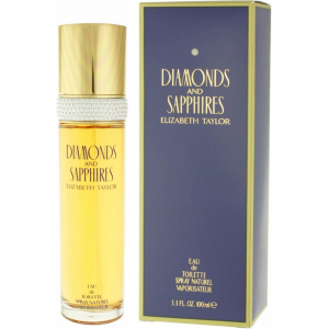 Elizabeth Taylor Diamonds and Saphires Toaletní voda 100ml