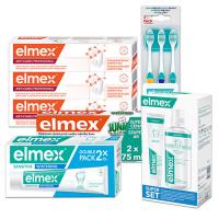 ELMEX zubná hygiena