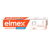ELMEX Caries Protection Whitening Zubní pasta 75 ml