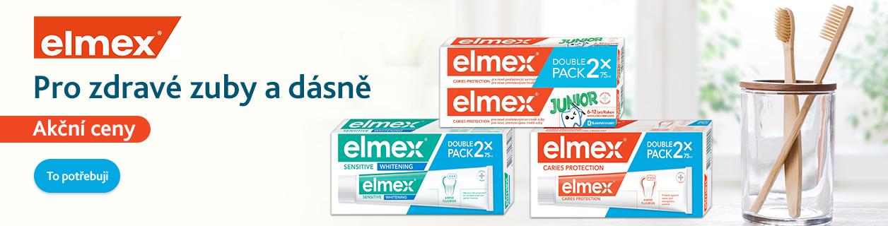 Akční ceny Elmex