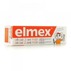 ELMEX Dětská zubní pasta od 0 - 6 let 50 ml