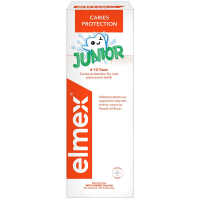 ELMEX Junior Ústní voda 400 ml