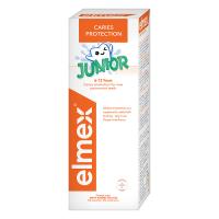 ELMEX Junior Ústní voda pro děti ve věku 6-12 let 400 ml