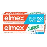 ELMEX Junior Zubní pasta pro děti ve věku 6-12 let  2x 75 ml
