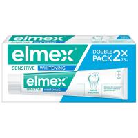 ELMEX Sensitive Zubní pasta Whitening 2x 75 ml