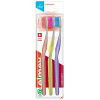 ELMEX Ultra Soft zubní kartáček 3 kusy