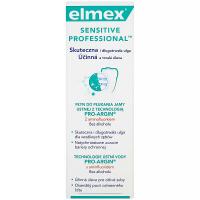 ELMEX Ústní voda Sensitive Professional Technologie pro-agrin s aminfluoridem 400 ml