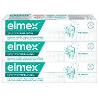 ELMEX Sensitive Professional Zubní pasta 3 x 75 ml