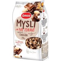 EMCO Mysli sypané Čokoláda 750 g