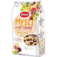 EMCO Mysli sypané S kousky ovoce 750 g