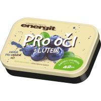 Energit Pro oči borůvka + lutein 42 tablet