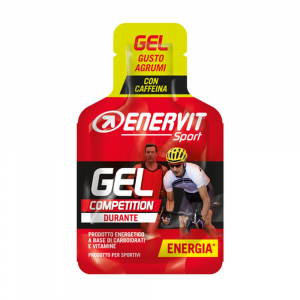 ENERVIT Gel s kofeinem citrus 25 ml