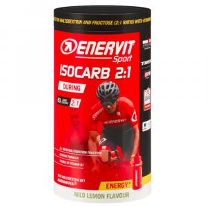 ENERVIT Isocarb 2:1 citron 650 g