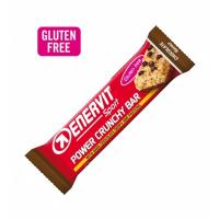 ENERVIT Power Crunchy Bar energetická tyčinka čokoláda 40 g