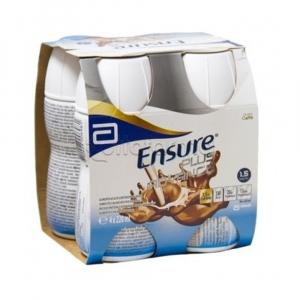 ENSURE PLUS Advance kávová příchuť 4 x 220 ml