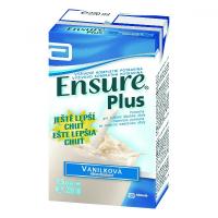 ENSURE PLUS Roztok s vanilkovou příchutí 220 ml