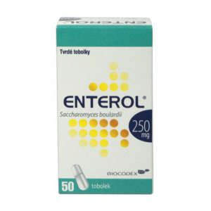 ENTEROL 250 mg 50 tobolek