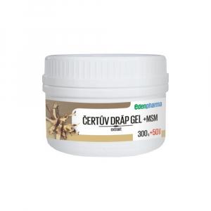 EDENPHARMA Čertův dráp + MSM gel 350 g