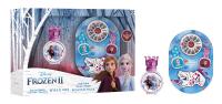 EP LINE Frozen II EdT 30 ml + Souprava na manikúru