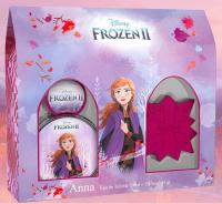 EP LINE Frozen II Anna EdT 50 ml + mýdlo 80 g
