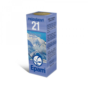 EPAM 21- průduškový 50 ml