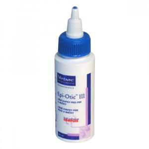 VIRBAC EPIOTIC III roztok 60 ml