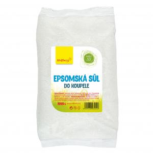 WOLFBERRY Epsomská sůl do koupele 1000 g