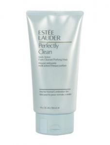 Esteé Lauder Perfectly Clean Foam Cleanser & Mask Comb Skin 200ml Pro normální a smíšenou pleť