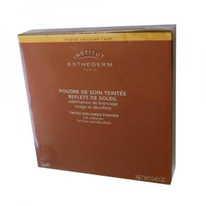 ESTHEDERM Sun Shennn Tinted Powder - sluneční pudr 13 g