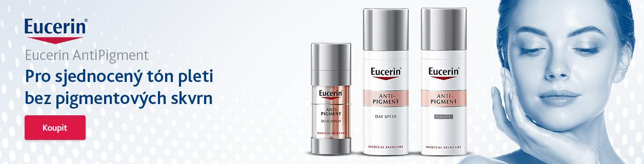 Eucerin na pigmentové skvrny