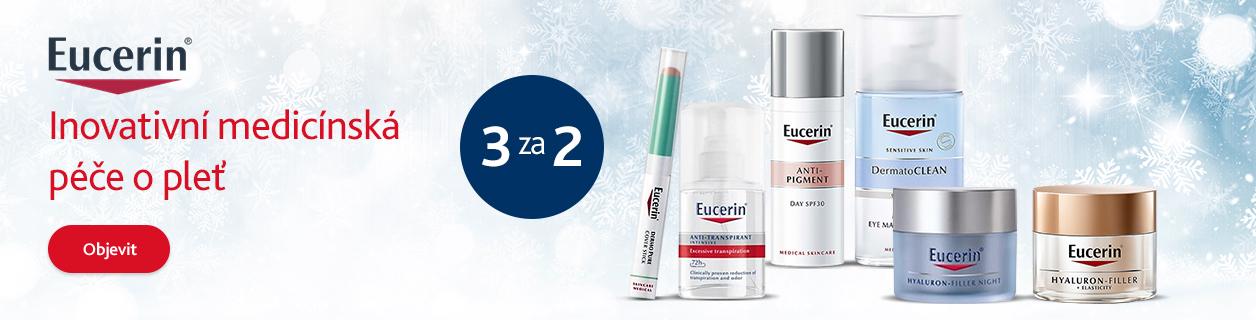 Dermokosmetika Eucerin 3za2