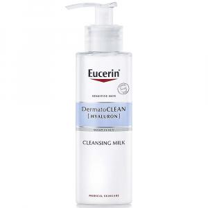 EUCERIN DermatoCLEAN Čistící pleťové mléko 200 ml