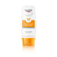 EUCERIN Sun Photoaging Control Extra lehké mléko na opalování SPF 50+ 150 ml