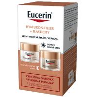 EUCERIN Hyaluron-Filler+ Elasticity denní+noční krém Dárkové balení